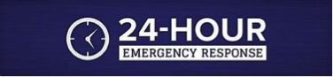 24 hour emergency respomce